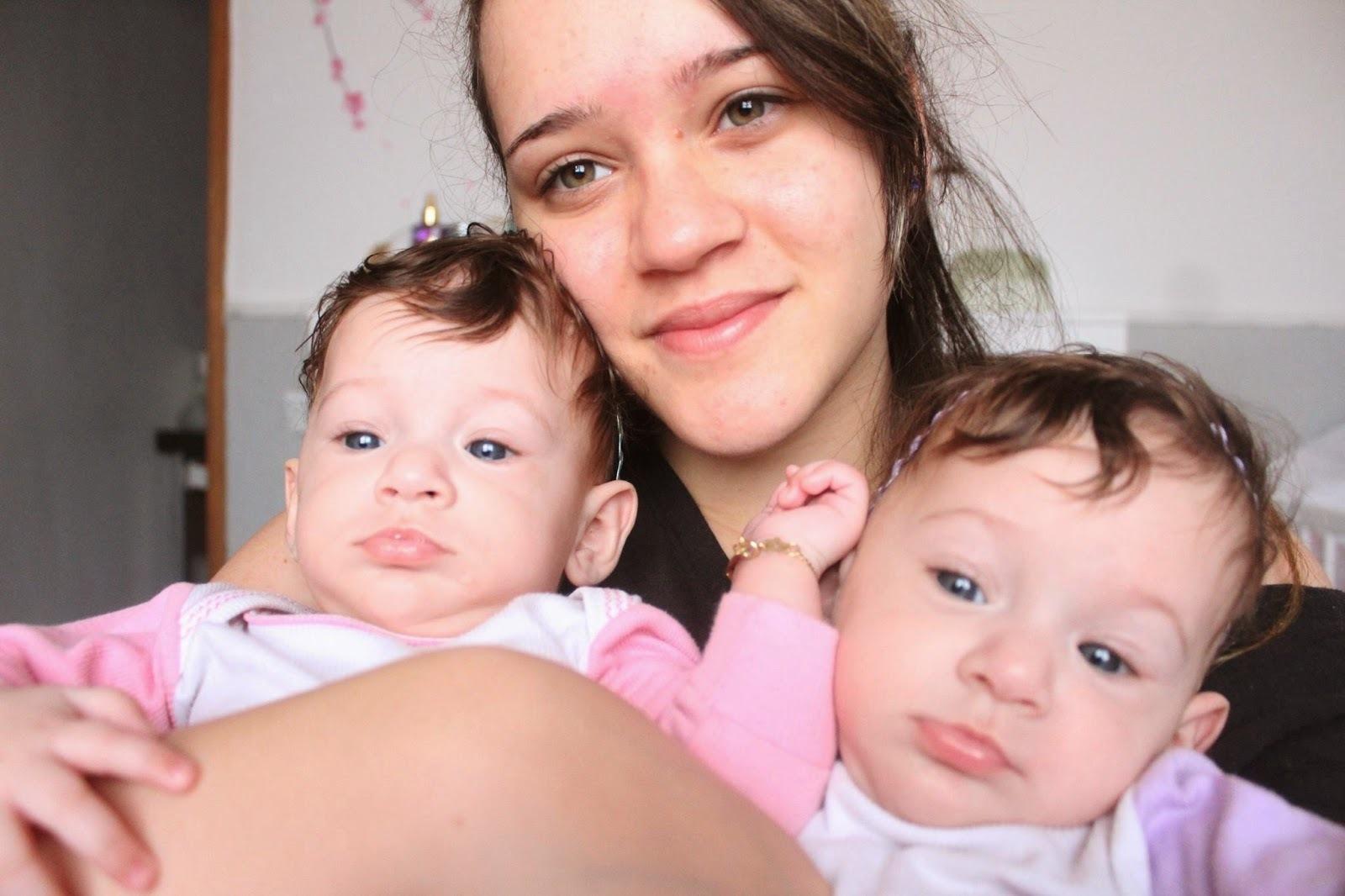 Minha filha Rafaela vai voar - Sobre ser avó