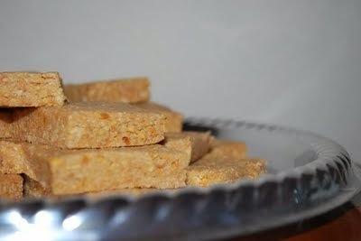 Quadradinhos de Amendoim