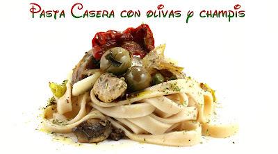 Pasta Casera | Recetas Sanas