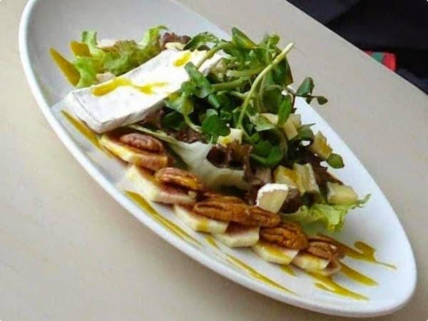 Salada da Chef
