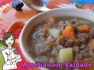 arroz árabe com lentilha e cebola caramelizada
