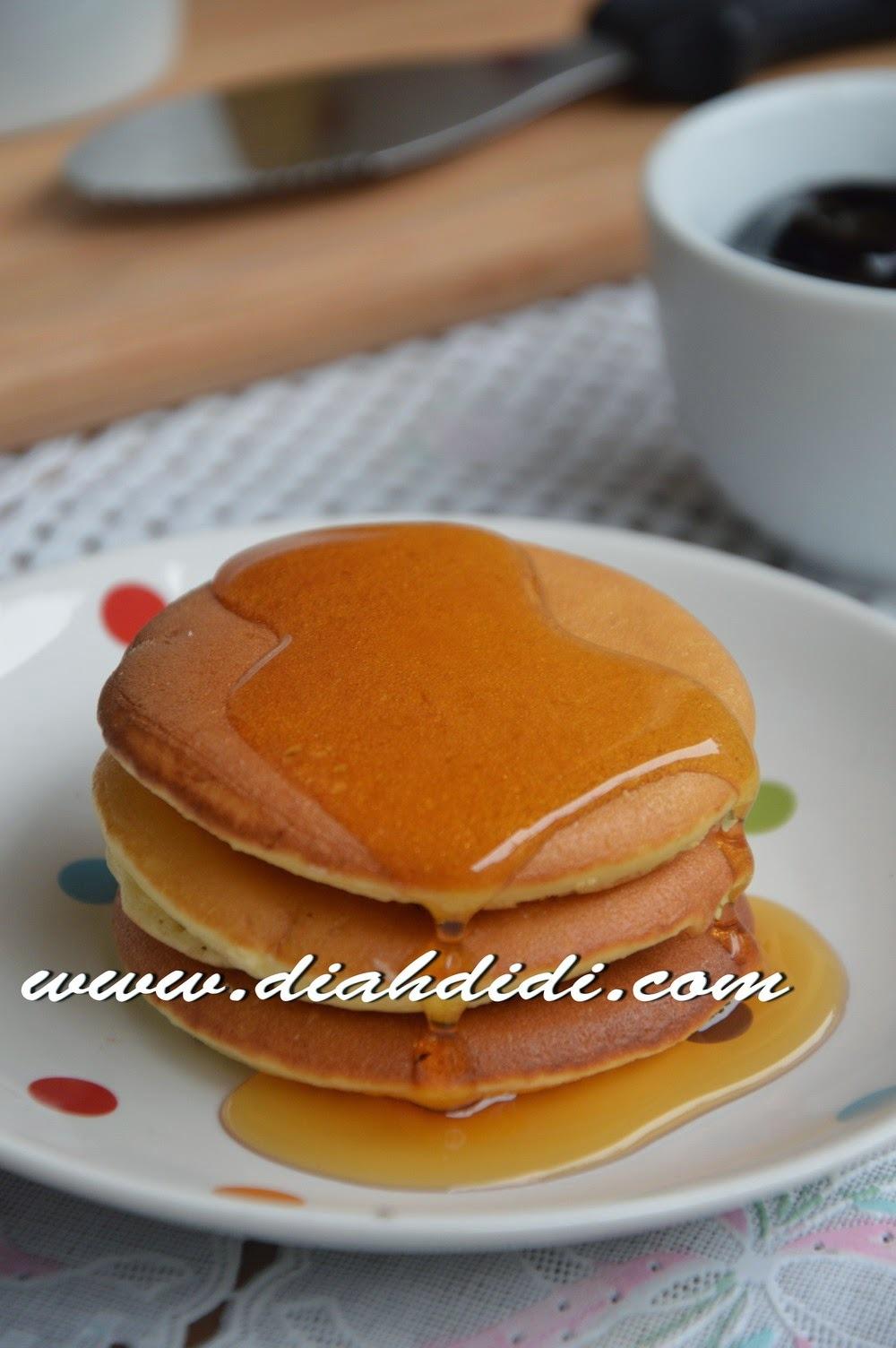 Tepung Pancake Lazetta