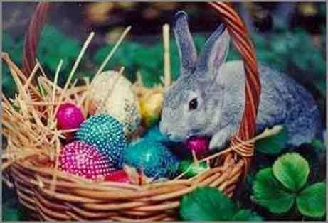Der Osterhas (La tradición de los huevos de Pascua entre los alemanes del Volga)