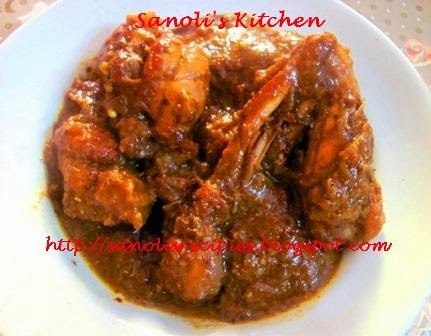CHITTAGONG CHICKEN