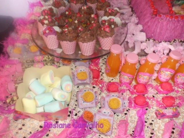 como fazer doce de moranguinho para festa de aniversario