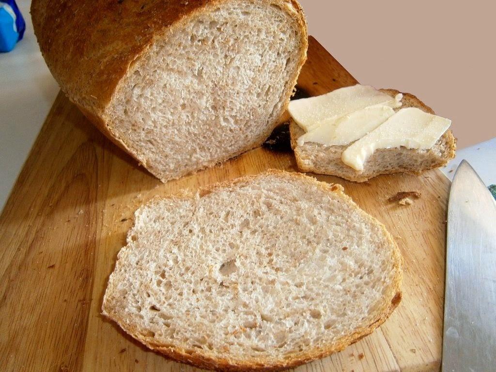 Chlieb FAVORIT - metódou old dough (metóda starého cesta)