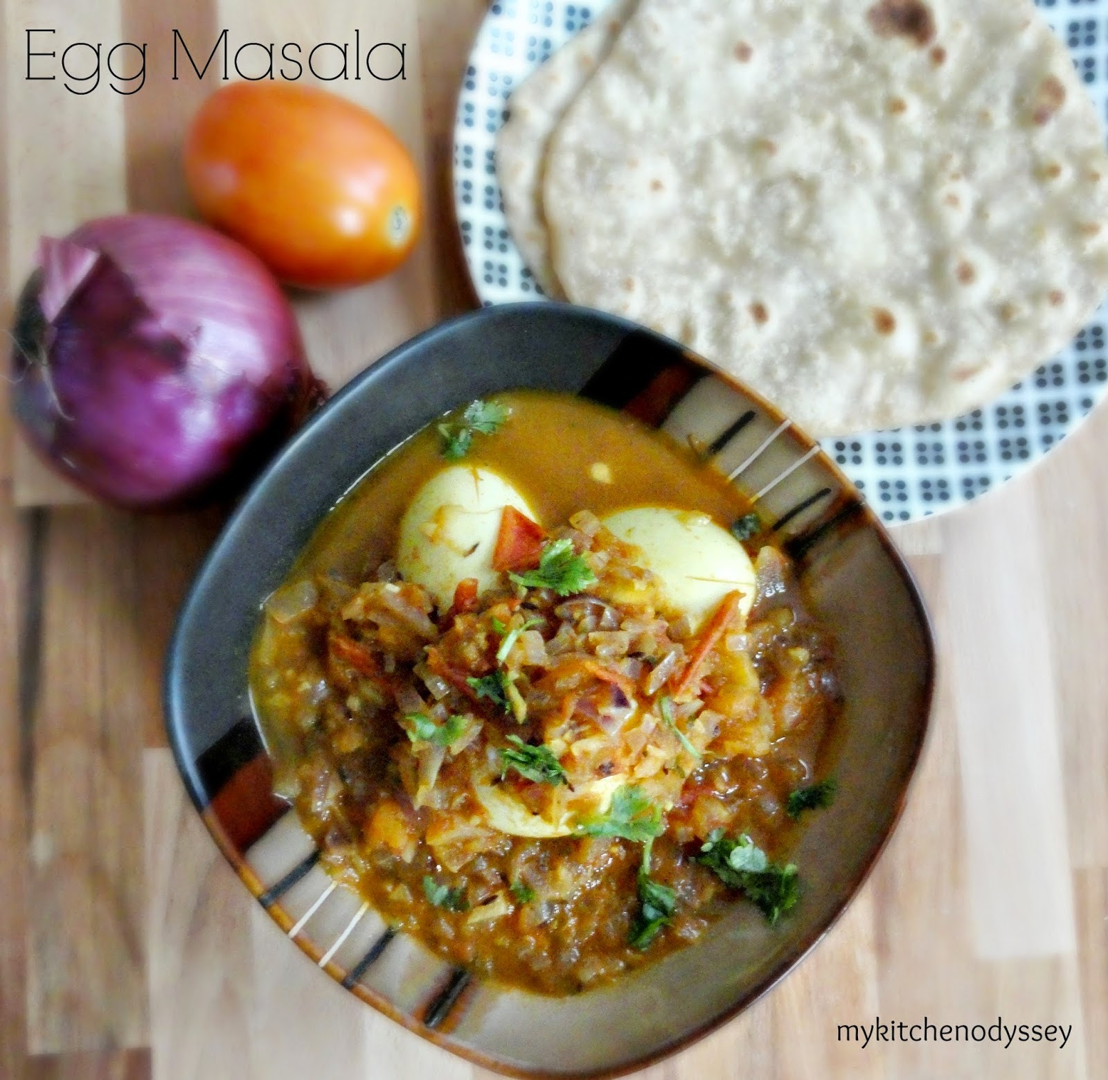 Egg Curry/How To Make Egg Masala