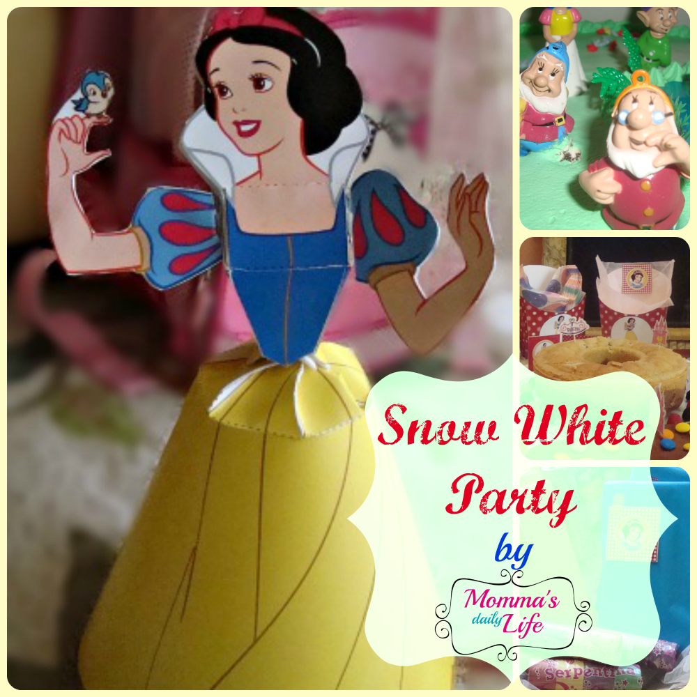 Snow White Party - Ετών 3!