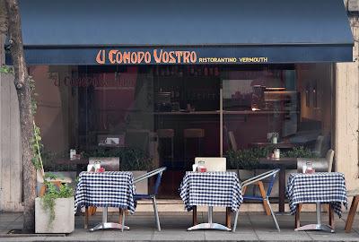 U Comodo Vostro: un restaurante a la italiana en pleno Colegiales