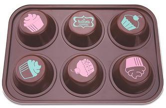 cobertura para cupcake com açucar de confeiteiro