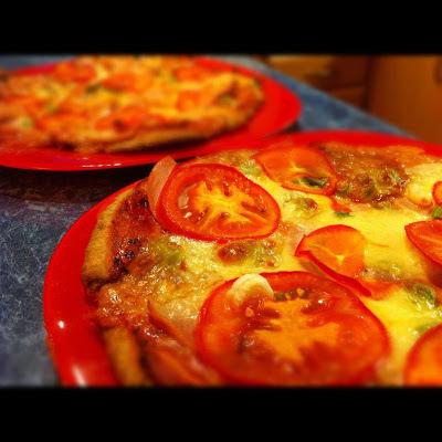 Pizza alap