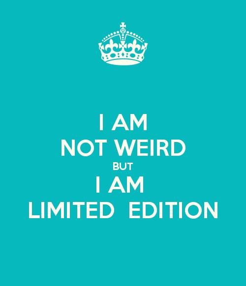 TAG: 15 divných vecí o mne