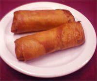 comida yucateca - Rollitos de primavera II