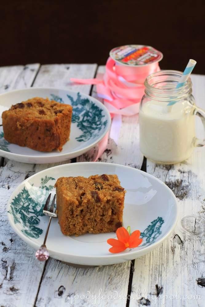 Recipe: Banana and Gingerbread Loaf