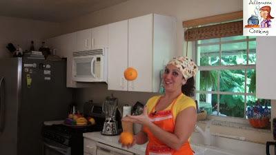 Episodio 10 - Bolo de Laranja - Orange Cake