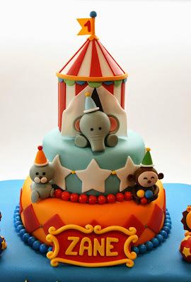 Ideas para Fiestas Infantiles - El Circo!