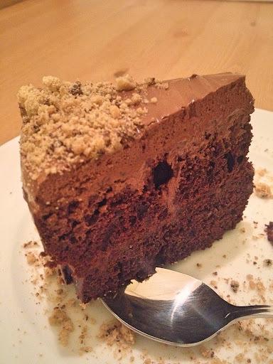 巧克力乳酪蛋糕 (附食譜)