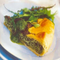 Torta de Espinafre com Ricota