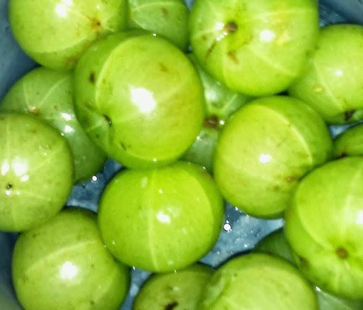 Gooseberry Tokku (Chutney)