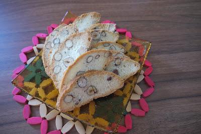 Lieskovcovo- mandlové sušienky