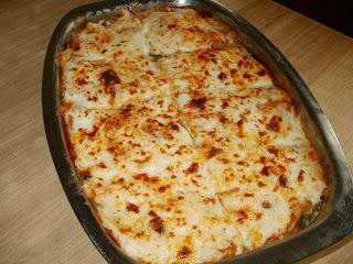 Lasagna para todos!