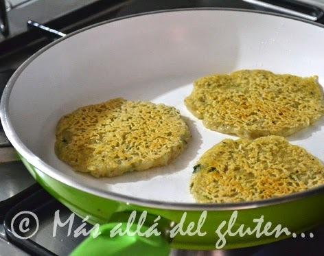 Tortillas de Papa sin Huevos (Receta GFCFSF, Vegana)
