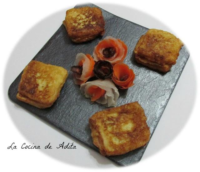Sándwiches de Santos