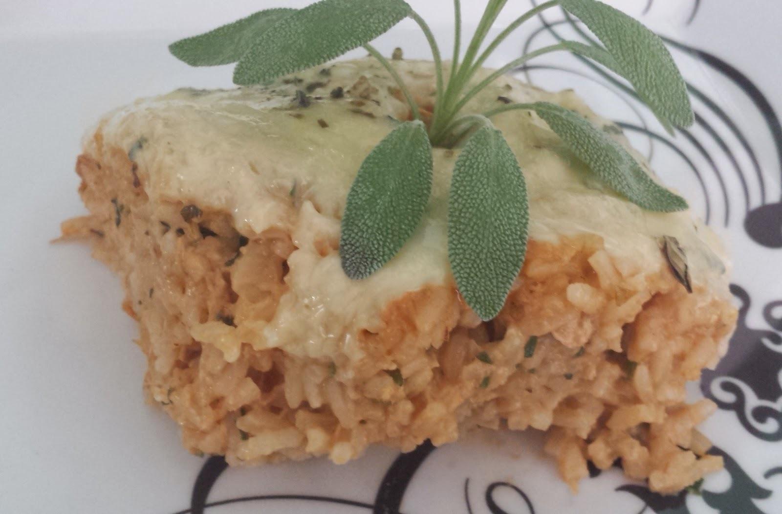 de como fazer um arroz cremoso com o recheio de frango