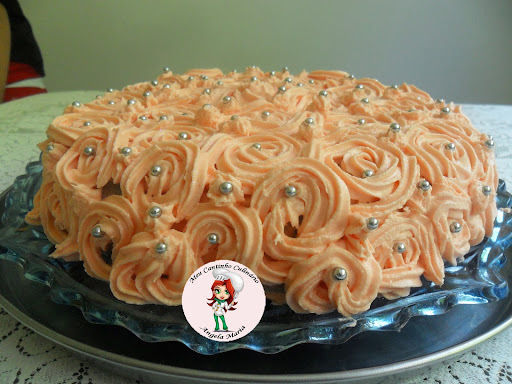 pode confeitar bolo sem o bico de confeito