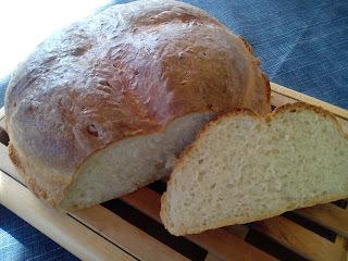 Krumplis paraszt kenyér