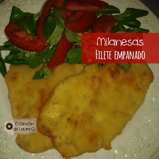 Pollo Empanado • Supremas de Pollo • Milanesas de Pollo