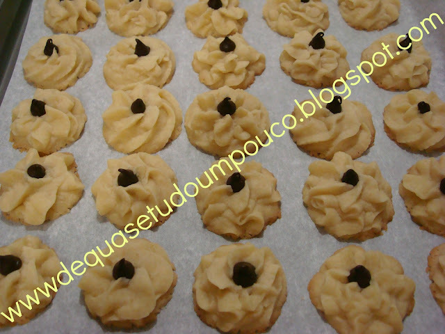 Biscoitos italianos amanteigados