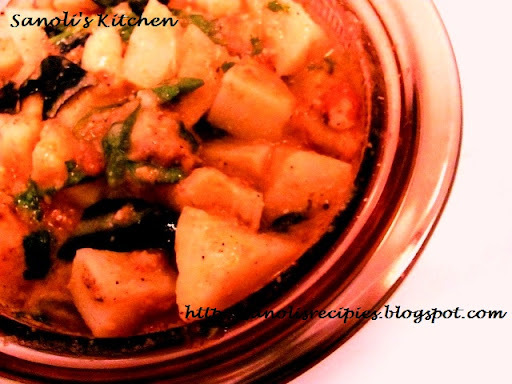 POTATO RASSA