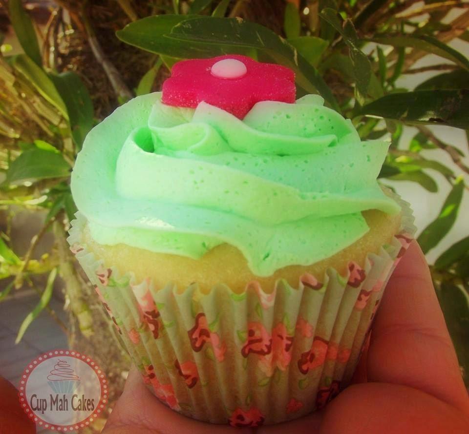 Cobertura Cremosa de Limão para Cupcakes que não derrete