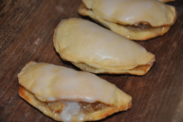Empanadillas de Cayote