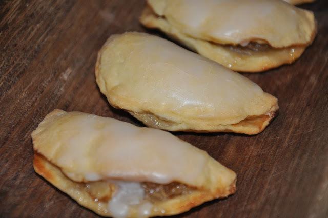 Empanadillas de Cayote