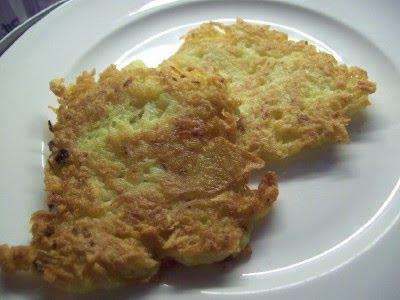 Moosewood Mondays : Potatoes Latkes
