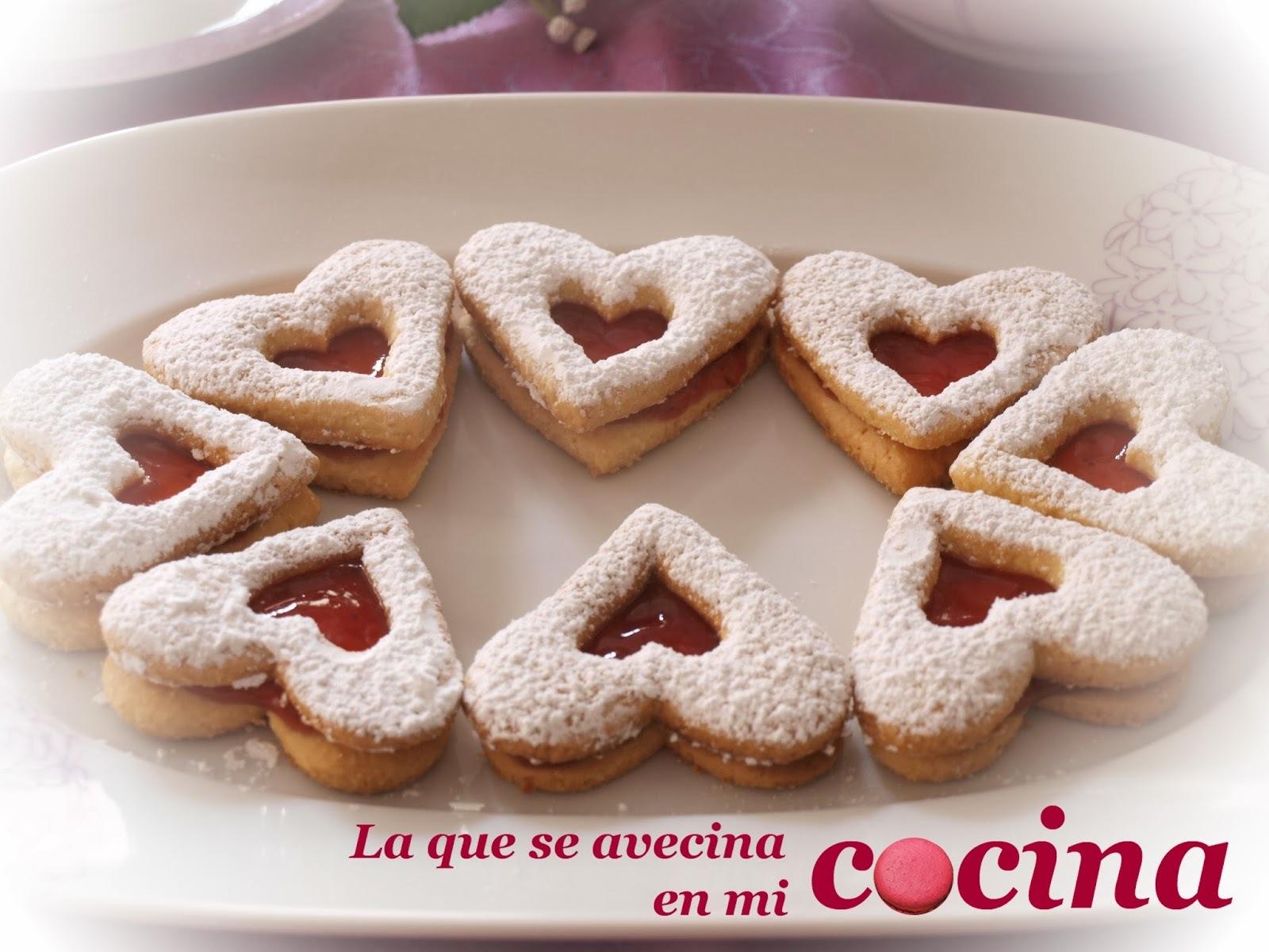 Pastitas de Coco.