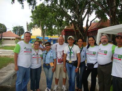 SEMANA DA CAMPANHA DO DESCARTE CORRETO - 5 a 9 de dezembro de 2011