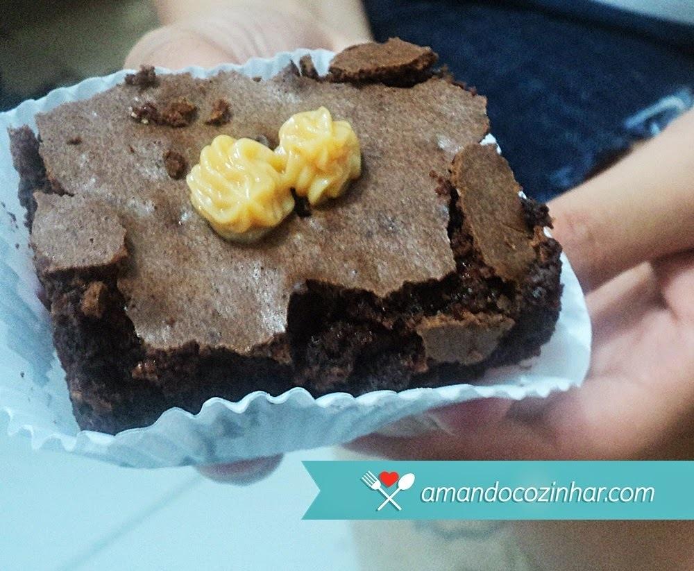 Brownie de Chocolate fácil