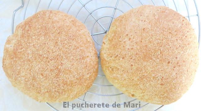 PAN DE SEMOLA Y BULGUR