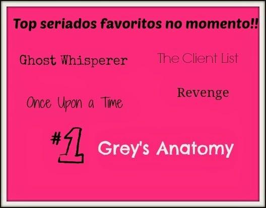 Top seriados favoritos !!