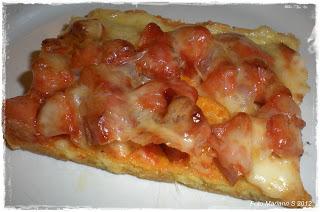 kebab pizza oppskrift