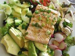 Peixe - rico em proteína?