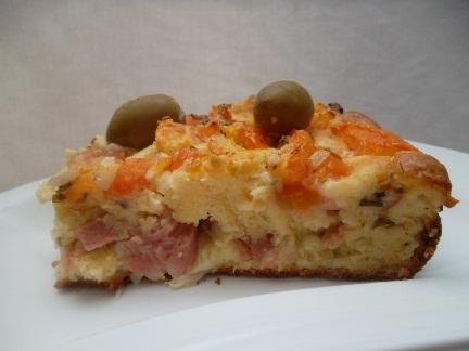 torta de liquidificador de atum sazon