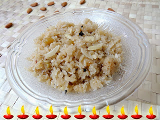 Sweet Coconut Rice (Narali Bhat)