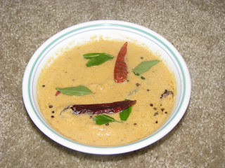 Red Coconut Chutney