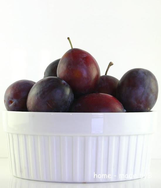 Džem od pečenih šljiva sa cimetom i grožđicama