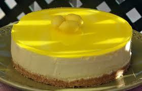 Utilisima pasteleria: torta de limon y queso