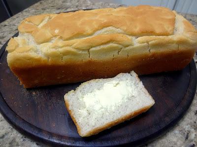 Receita: Pão sem glúten e sem lactose